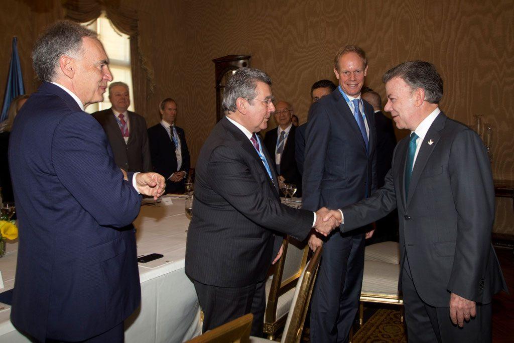 El Consejo de Seguridad de la ONU visita Colombia en respaldo a la paz
