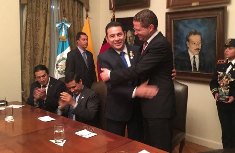 Quito entregará llaves de la ciudad a 3 mandatarios