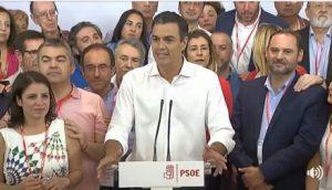 El PSOE vuelve a ser liderado por el hombre que lo llevó a dos fracasos electorales