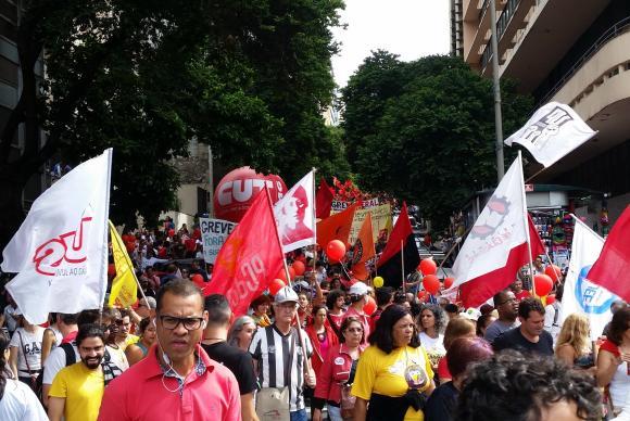 Protestas contra el gobierno de Brasil, piden elecciones directas