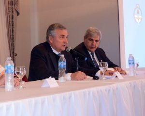 Gobernador de Jujuy recibe misión de DDHH de la ONU para que conozcan la verdad del caso Milagro Sala