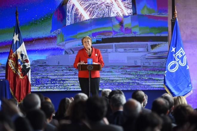 Hace 4 minutosChile.- Bachelet inaugura la construcción del mayor tel…