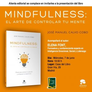 Los secretos del Mindfulness en la Casa del Libro en Madrid