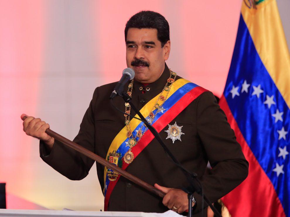 Maduro y la fiscal Ortega: Interpol no puede actuar en asuntos políticos o religiosos