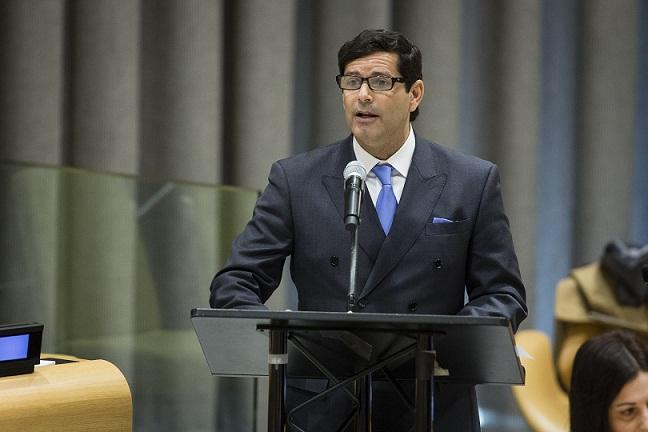 Golpe al chavismo: miembro de Venezuela en la ONU renuncia y pide un país libre