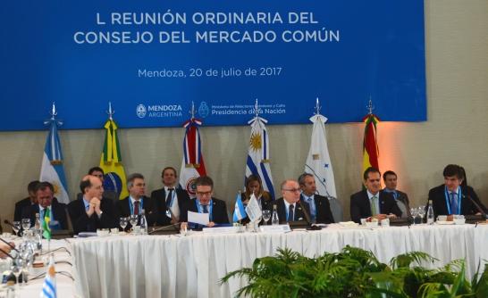 Argentina: Comenzó la Cumbre del Mercosur sin Venezuela