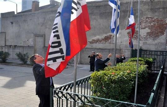 Festejaron el Día del Trabajador Portuario en Uruguay