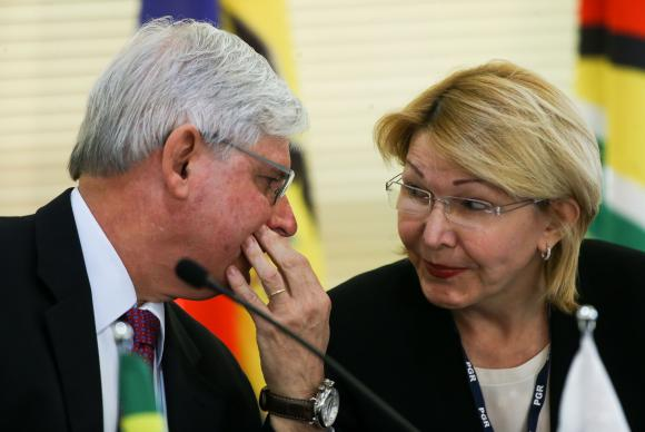 Fiscal Ortega: Odebrecht dio un soborno de 100 millones de dólares a Diosdado Cabello