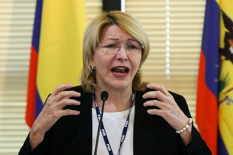 En la Corte Penal de La Haya Luisa Ortega solicita orden de captura para Maduro