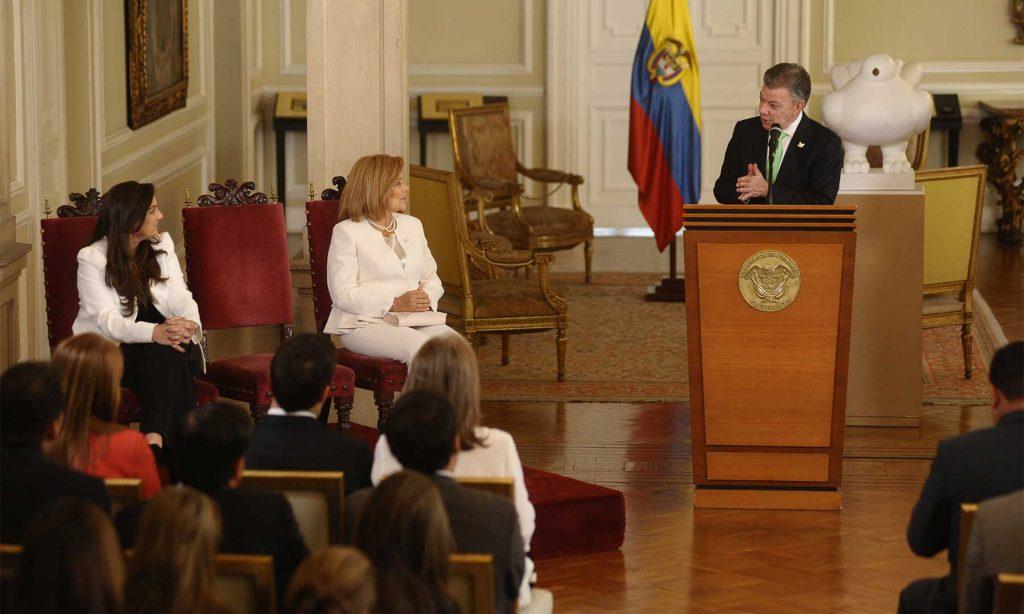 """Santos: """"la reconciliación no es posible si las víctimas no son tenidas en cuenta"""""""