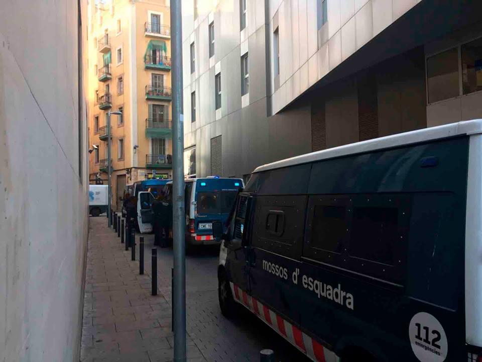 Informe oficial sobre el atentado en Barcelona