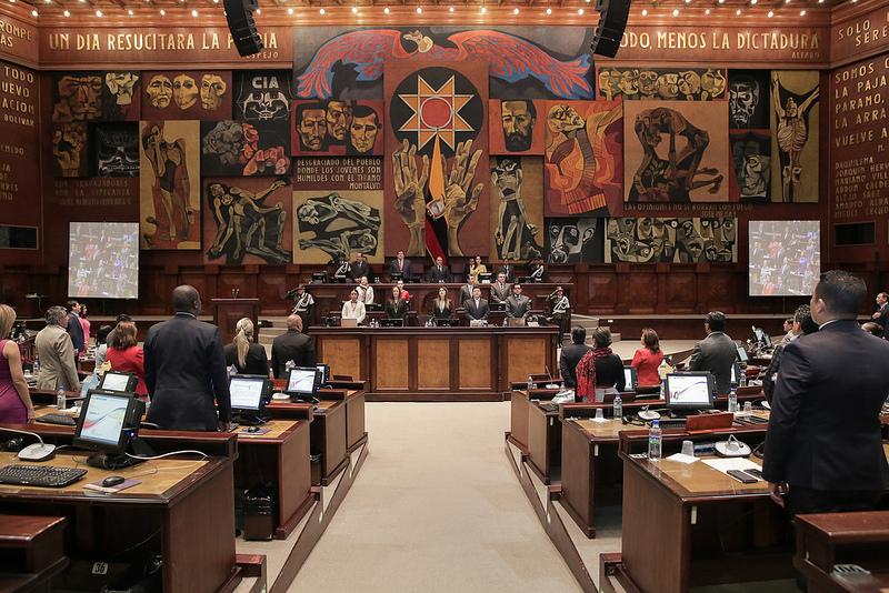 Por unanimidad Congreso de Ecuador autoriza el juicio penal al vicepresidente Jorge Glas