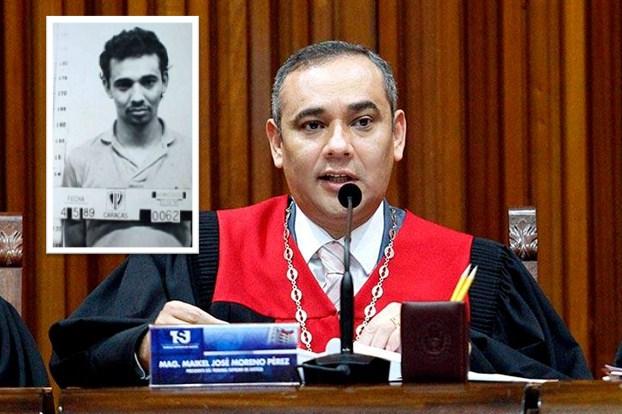 El juez Maikel Moreno, exconvicto por asesinato quiere enjuiciar a opositores del chavismo
