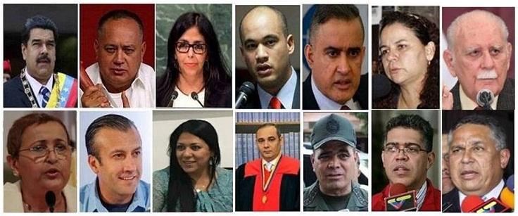 Venezuela: El monstruo de Miraflores y los secuaces del terror chavista
