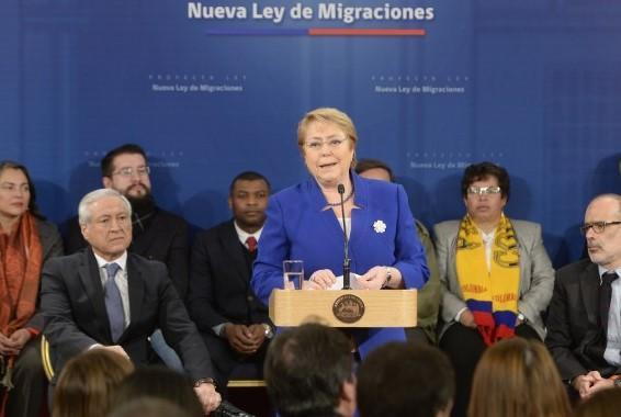 """Chile: """"La nueva ley apunta a tener una inmigración ordenada, segura, bien regulada"""""""
