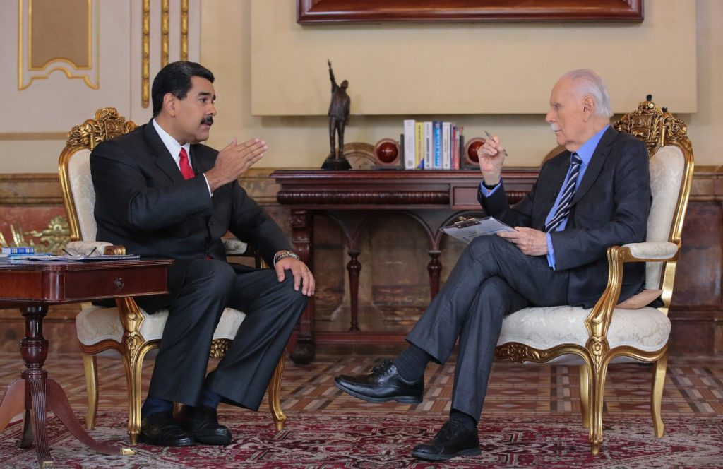 La burla del dictador: 'Que se sigan creyendo que soy Maburro'