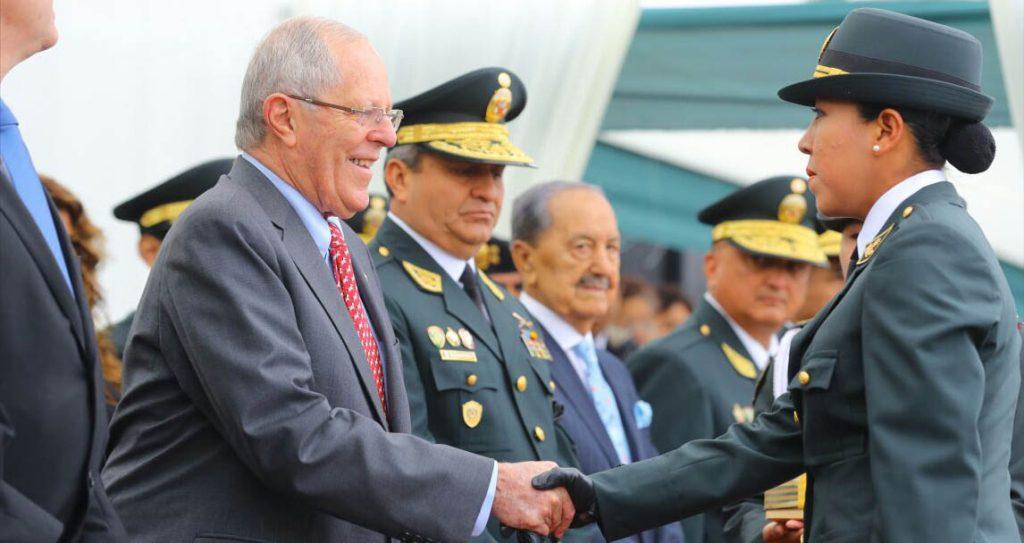 Perú incorpora 6,392 nuevos policías para fortalecer seguridad ciudadana