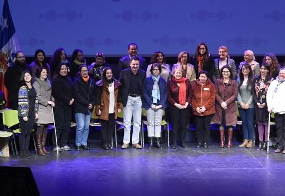 Chile gestiona Plan Nacional de Igualdad entre Hombres y Mujeres 2018-2030