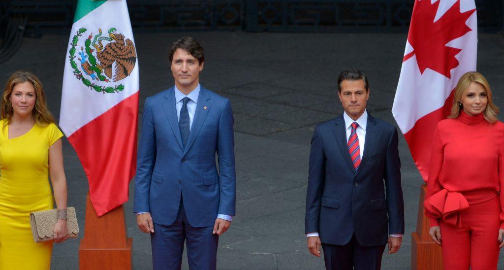 México y Canadá expresan voluntad para garantizar que América del Norte sea una región competitiva