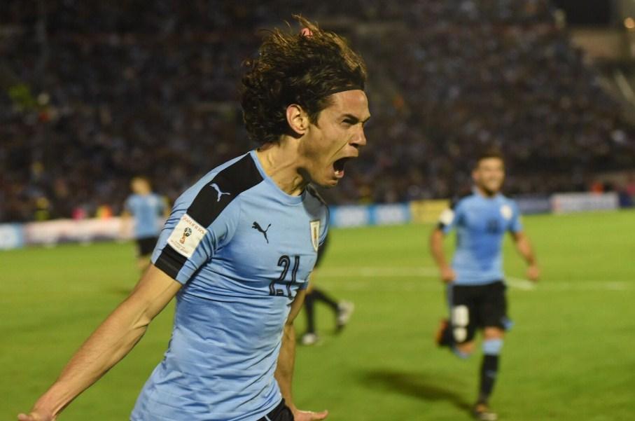 Un Uruguay brillante derrotó a Bolivia y ya está en el mundial de Rusia 2018