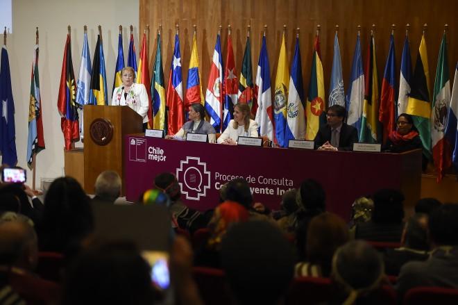 Chile busca garantizar constitucionalmente participación política de pueblos indígenas