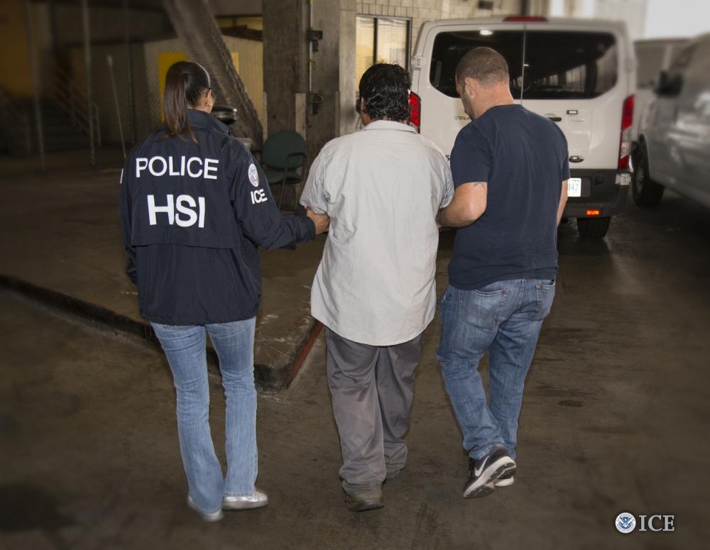 En grandes operativos capturan a 267 miembros de la Mara Salvatrucha