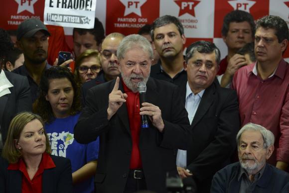 Tribunal de Brasil fija para enero de 2018 apelación de Lula acusado de corrupción