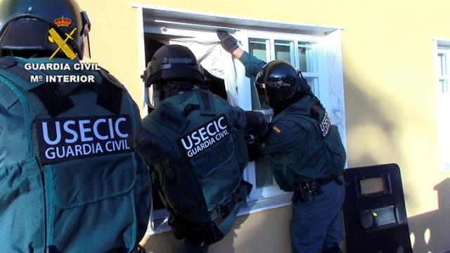 Interceptadas cerca de 4 toneladas de cocaína de una red afincada en España y Marruecos