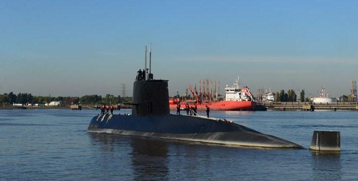 Llega ayuda internacional para buscar el submarino argentino perdido