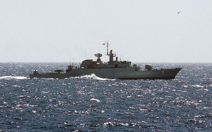 Irán traslada su conflicto con EEUU a América Latina enviando buques de guerra