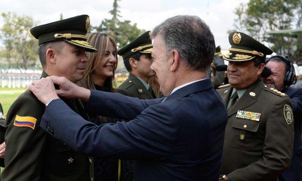 """Santos: """"la consigna ahora es defender la paz con toda la contundencia"""""""
