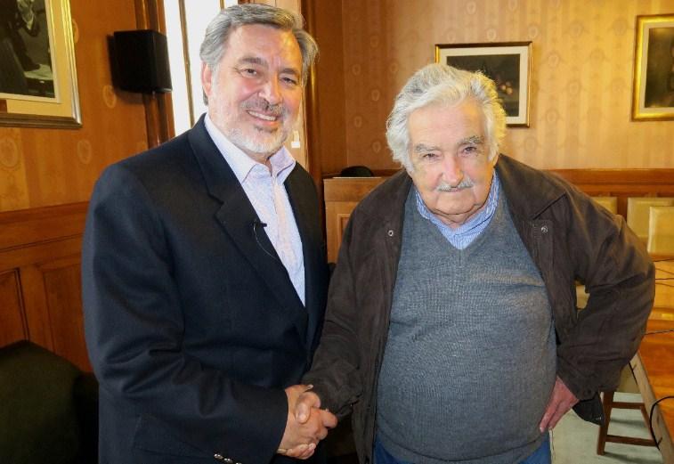 Para la UDI de Chile Mujica no es un buen ejemplo: 'dejó a Uruguay estancado'