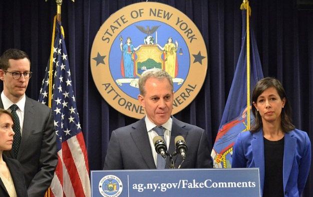 Fiscal de Nueva York demandará para detener norma ilegal que revierte neutralidad de Internet