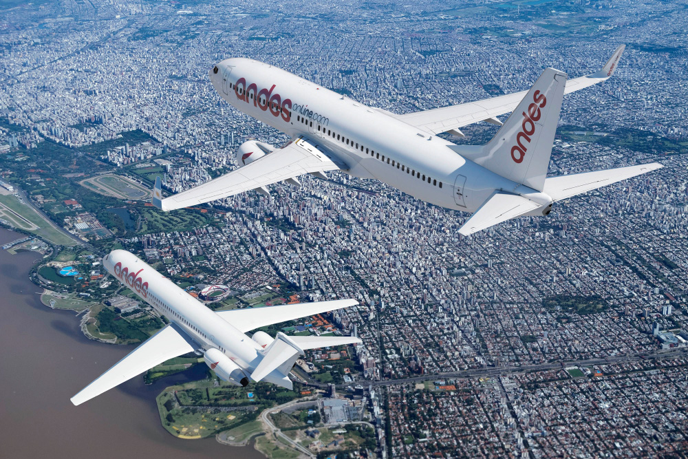 Aerolíneas 'low cost' comienzan a operar desde Punta del Este
