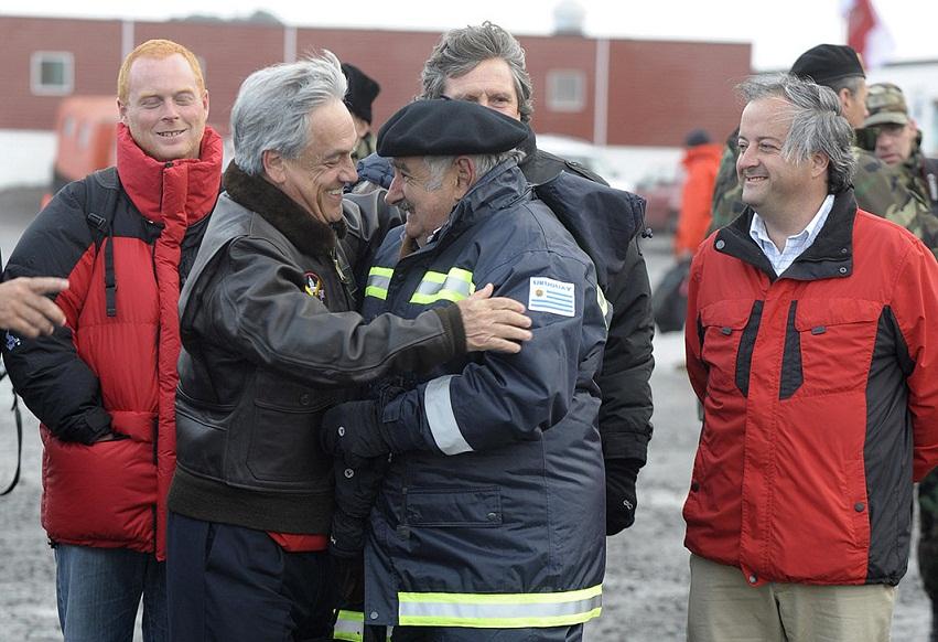Frase de Mujica que recuerdan en Chile: 'Piñera no es tan de derecha, no es un facho'