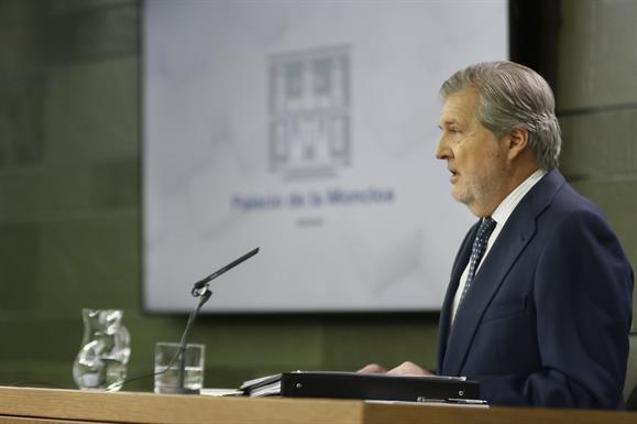 España: 'una hipotética investidura de Puigdemont, no puede ser vía telemática'
