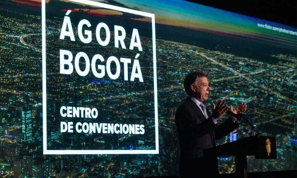 """Santos exige a la Policía """"mejores resultados"""" en seguridad ciudadana"""