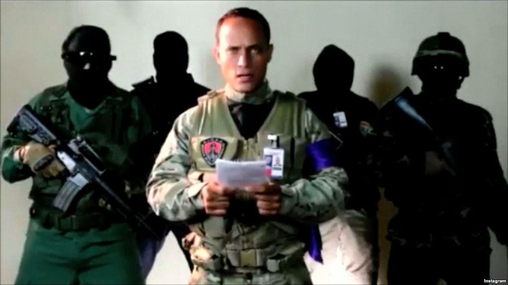 El régimen chavista anuncia que detuvo al grupo del piloto rebelde Óscar Pérez