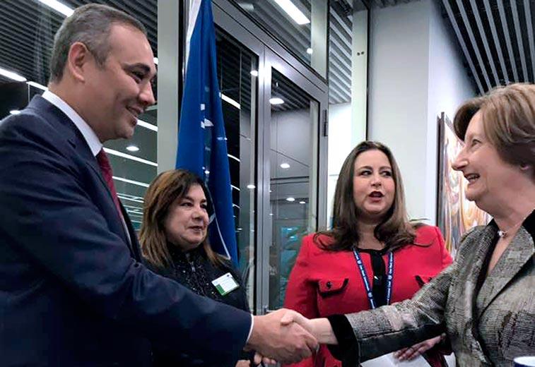 La jueza de La Haya que invitó a Maikel Moreno, está en el cargo por Cristina Kirchner