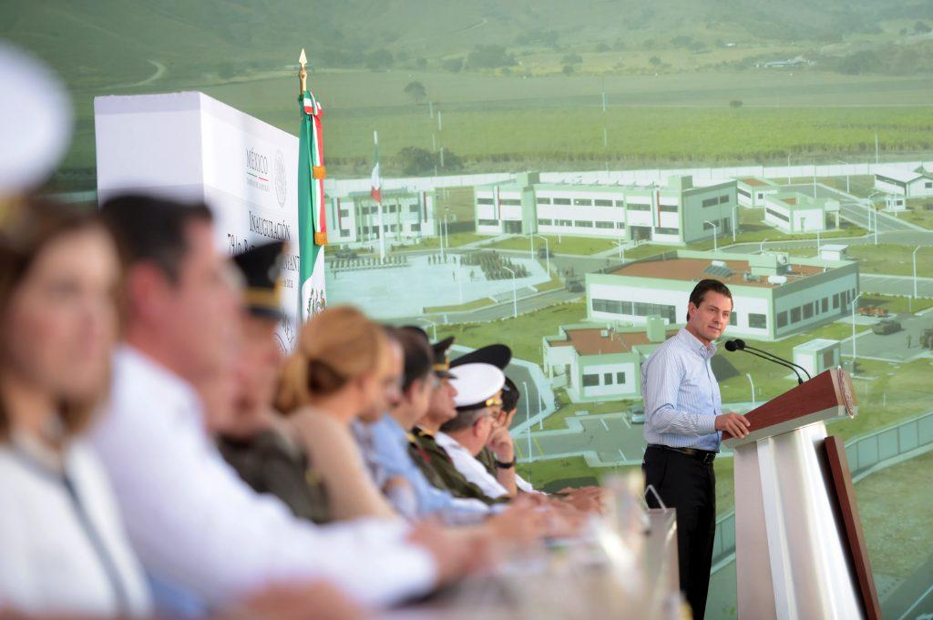 """México: """"nuestros institutos armados son un sólido pilar de estabilidad, certidumbre y confianza para el desarrollo nacional"""""""