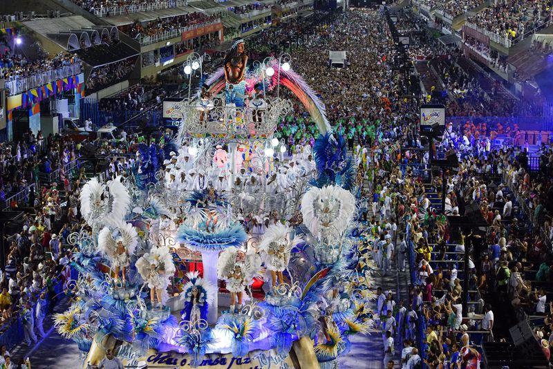 Beija-Flor gana carnaval de Río con desfile marcado por críticas ...