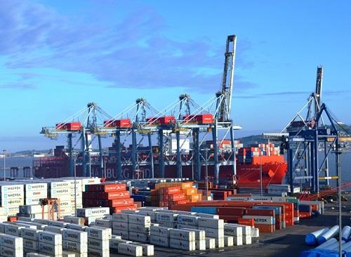 Las contradicciones de Katoen Natie en el puerto de Montevideo | ICNDiario