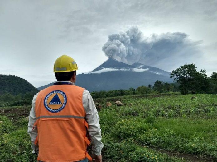 Guatemala: Erupción del volcán de Fuego deja siete muertos ...