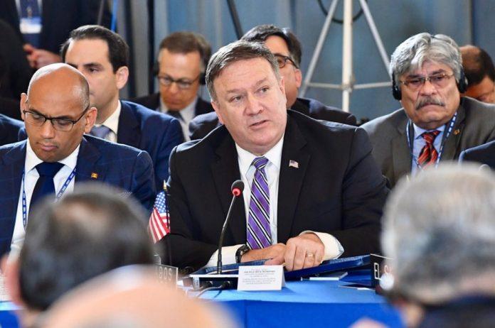Estados Unidos presiona a Nicaragua por la ola de protestas contra Ortega