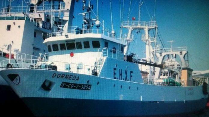 Llegaron a Montevideo sobrevivientes de buque español