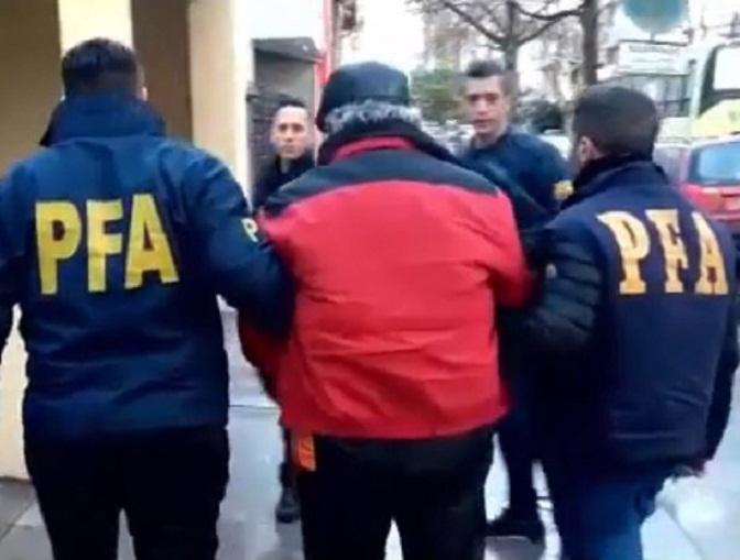 Capturan a excoronel de la dictadura chilena