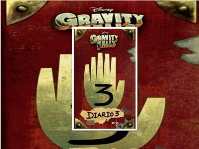 Padres Denuncian Que El Libro Gravity Falls Diarios 3 Contiene