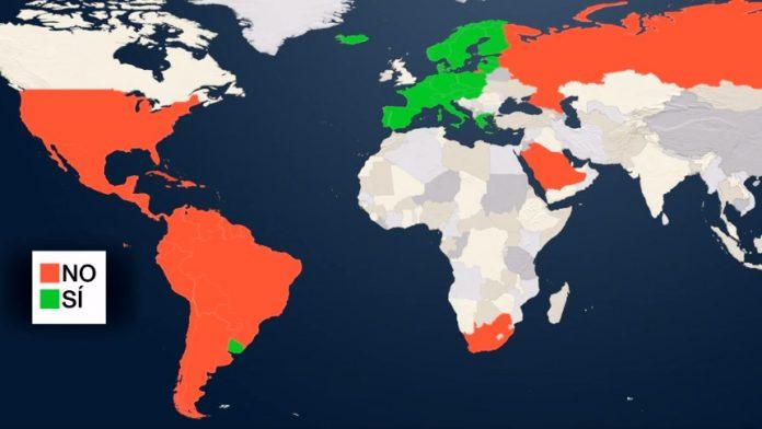 Covid-19: La UE abrirá sus fronteras a unos 15 países: de América ...